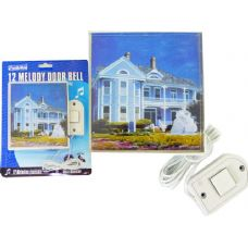 door bell melody square with picture