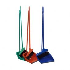 "Dustpan with/Broom,33""High"