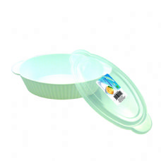 Oval Container With Lid 53oz