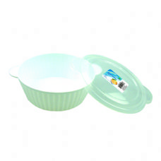 Round Container With Lid 63oz