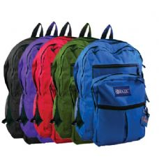 17 Inches School Backpack