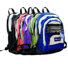 17 Inches Olympus Multicolor Backpack