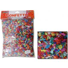 Multi-color Tissue Confetti