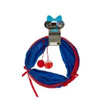Wholesale Cat Tunnel with Dangle Toys