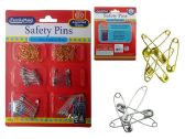 120pc Safety Pins