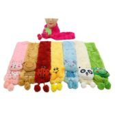 Child's Super Soft Character Scarf