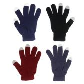 GLOVE ( TOUCH SCREEN GLOVES ) ASSORTED COLOR