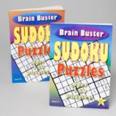 Sudoku Puzzle Book Assorted Volumes 96 Pages Over 150 Puzzles