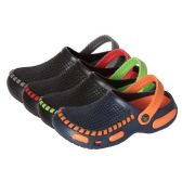 Boys Clogs in Assorted Colors And Sizes