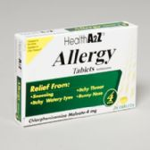 Allergy Relief 24 Tablets 4 Hour Boxed Compare To Chlor-trimeton