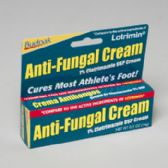 Anti Fungal Cream .5 Oz 5 Panel Color Boxed Budpak