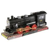 Western Locomotive with Lights and Sound