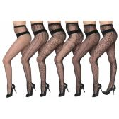 Womens Sexy Fishnet Pantyhose - One Size Fits All