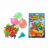 WATER BALLOON WITH FUNNEL 24PCS