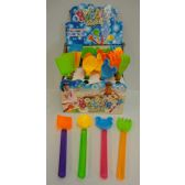Bubble Wand with Sand Toys