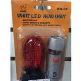 2 Pack Bike Light Set