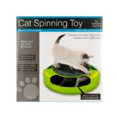 Cat Scratch Pad Spinning Toy with Mouse