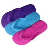 Kids Flip Flops In Assorted Colors And Sizes