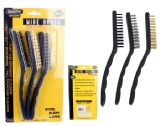 3pc Wire Brushes