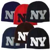Winter Hat New York Assorted Colors