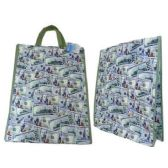 US Dollar Shopping Bag With Zipper