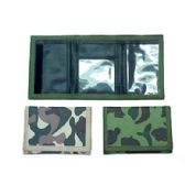 CAMOUFLAGE WALLET