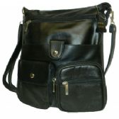 Lambskin Anti-theft Leather Side Bag