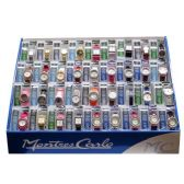 36 WOMENS WATCHES WITH DISPLAY 12 DIFFERENT STYLES ASST