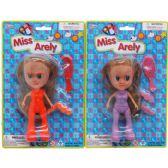 """Miss Arely"" Fashion Doll"