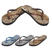 Ladies Flip Flaps--Cheetah Prints