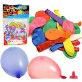 100 PIECE WATER BALLONS.