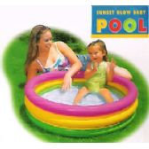 INFLATABLE SUNSET POOLS