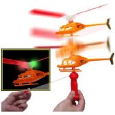 AIR FORCE ZOOM COPTERS WITH LIGHTS.
