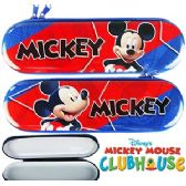 DISNEY'S MICKEY MOUSE METAL PENCIL BOXES