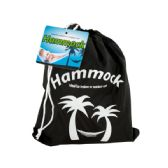 Nylon Hammock in Carrying Bag