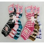 Womens Fashion Warm Super Soft Fuzzy Socks