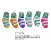 Infant Assorted Color Fuzzy Socks
