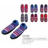 Men's Assorted Color Slippers