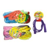ASSORTED COLORS JUMPROPE