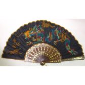 Embroidered Fan