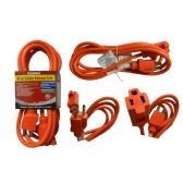 6 Foot Outdoor Extension Cord