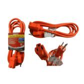 8 Foot Outdoor Extension Cord