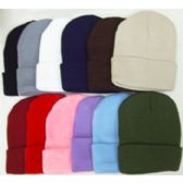 Ski Hat Assorted Colors