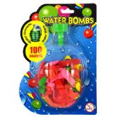 Water Balloons 100CT w/ Filler
