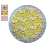 Easter Round Serving Tray