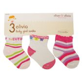 Girls Infant Sock