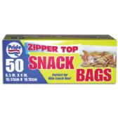 50 CT SNACK BAG