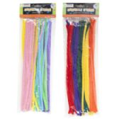 Chenille Stems 50 Count