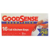 GOODSENSE TALL KITCHEN BAGS