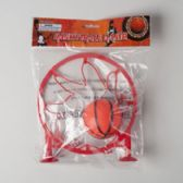 Basketball Game With suction Cups 6.75in Net 2in Ball